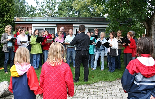 Dorffest 2010 Klein Borstel