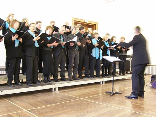Adventssingen 2010 Lübeck