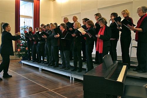 Adventssingen in Lübeck, 2011